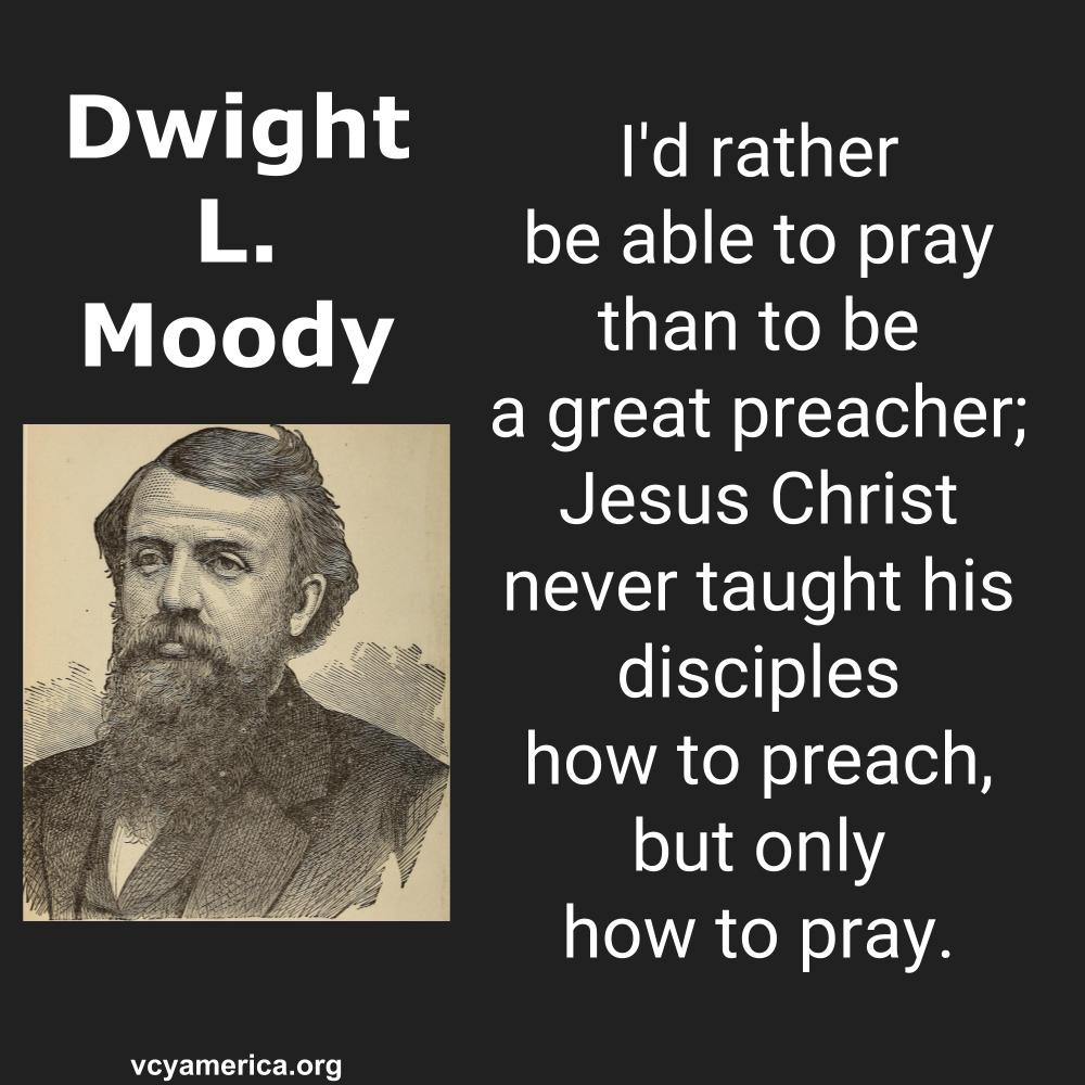D.L. Moody quotes – VCY America